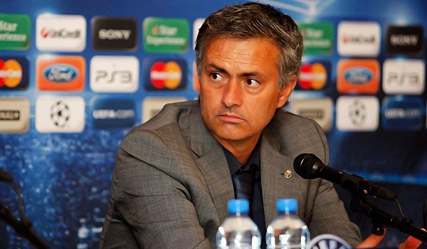 Real Madrid: Mourinho lost his mind with press