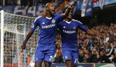 Chelsea: Two goals in the first half did the job