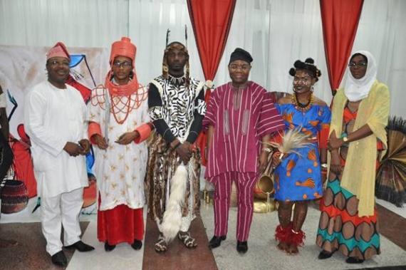 UBA Promotes Africa's Renaissance, Celebrates Africa Day with Glitz & Glamour
