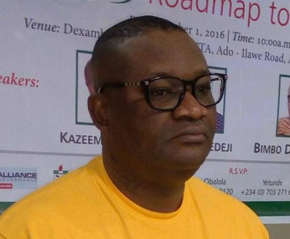 Ekiti 2018: The best candidate based on policies is still Bimbo Daramola- Ex-Lawmaker