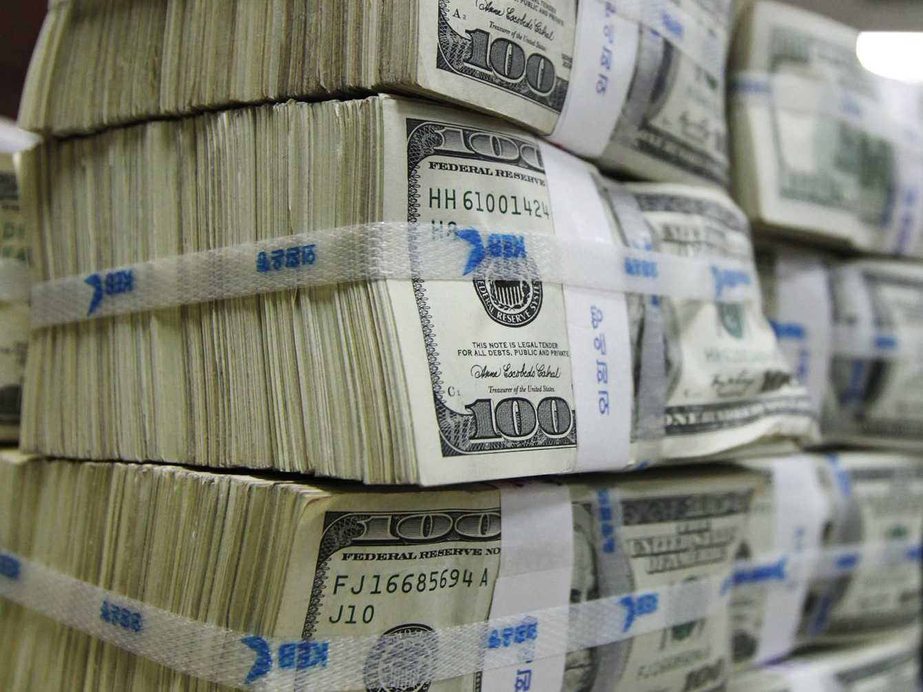 Nigeria's forex market again gets $210m boost from CBN