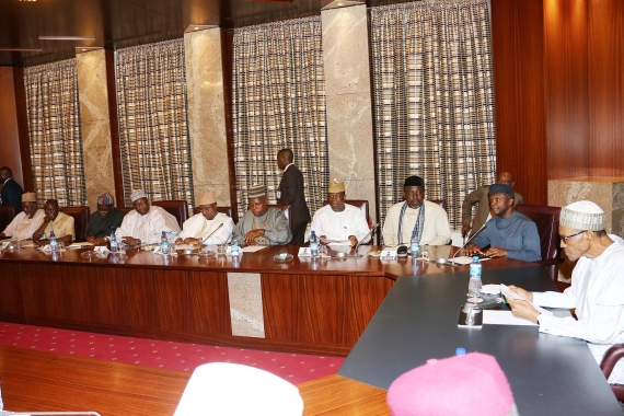 Progressive Governors Appeal For Calm, Condemn Divisive Rhetoric After Threat to Nigeria's Unity
