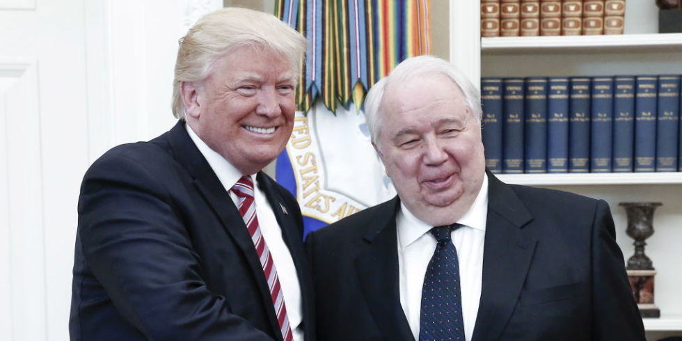 Russia recalling ambassador at center of Trump campaign controversy