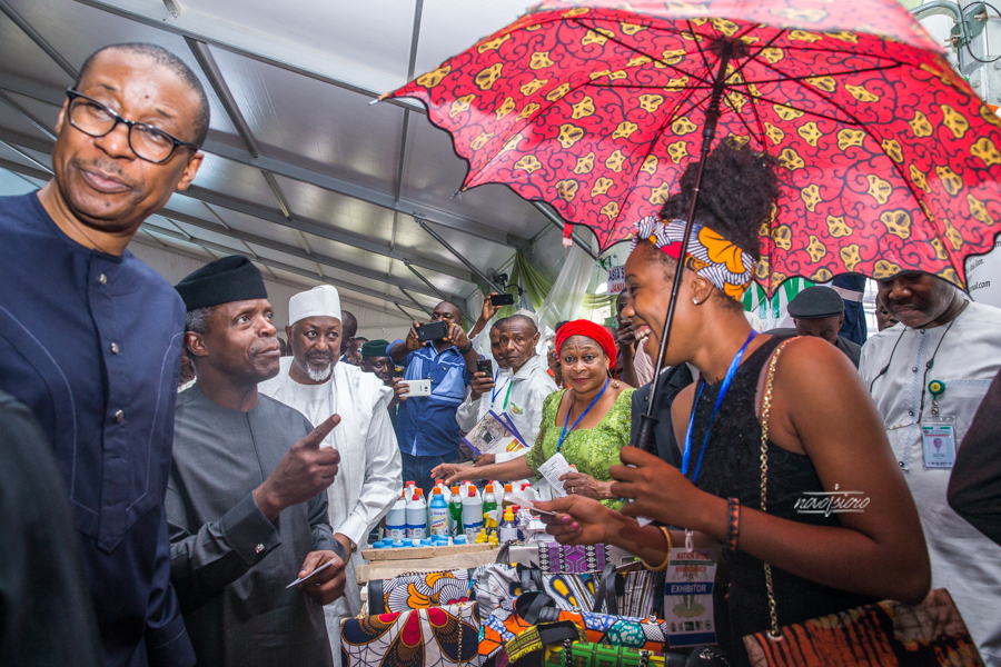U.S. Supports Presidential 'Care Clinics' to Boost Small and Medium-sized Business in Nigeria