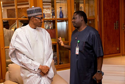 Why I stand with Buhari  By Femi Adesina