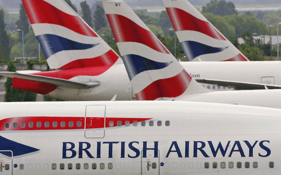 BA Cabin Crew Launch 16 Day Strike Over Poverty Pay