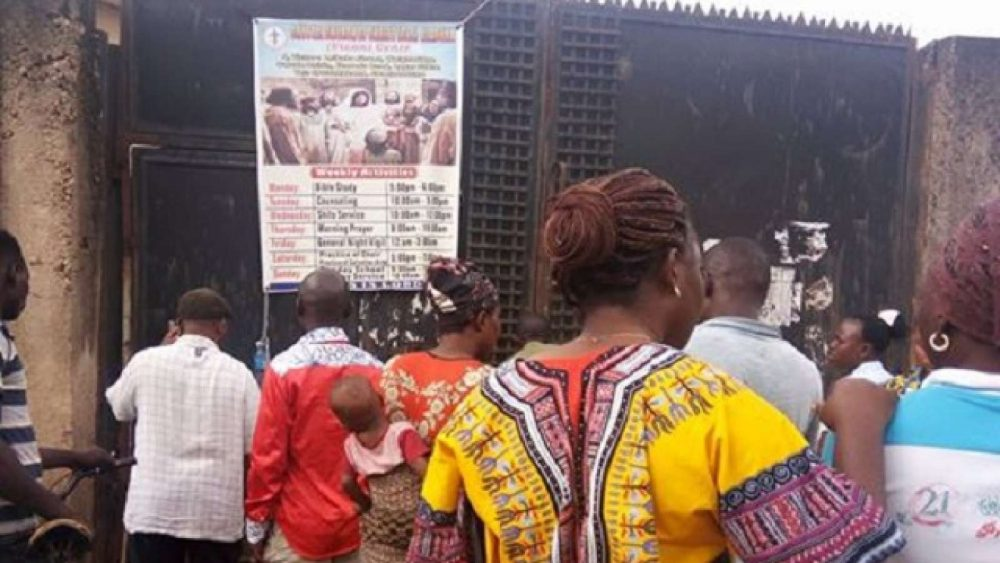 Lagos in Shock Again After Cult Group Badoo Kills Three Inside Church