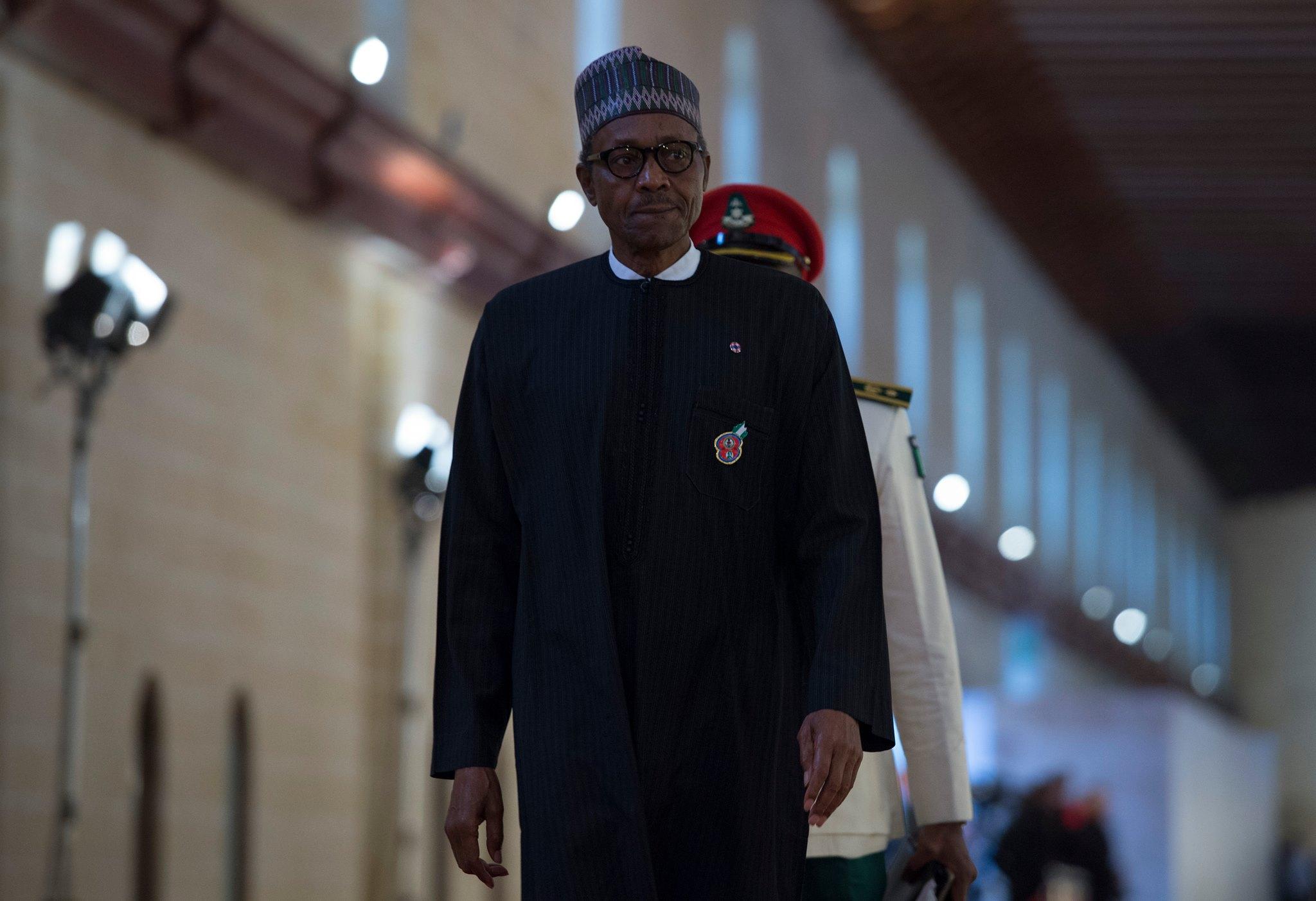 Buhari's independence day speech challenges Nigerians to make change happen