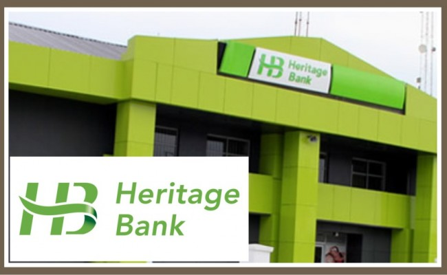 Heritage Bank Vehemently Denies Employees Involvement In Alleged N150m Fraud