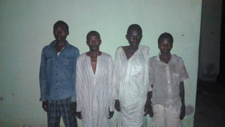 Four Top Boko Haram Members Renounce Terrorism