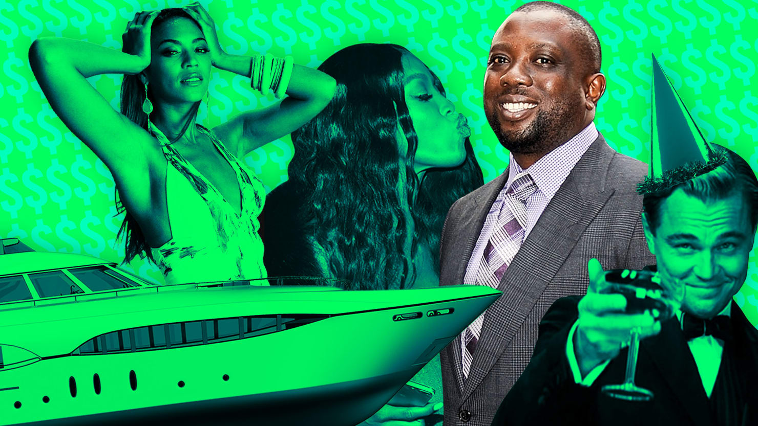 Kola Aluko, The Crooked Playboy Who Courted Naomi Campbell, Threw a Birthday Bash for DiCaprio, and Rented a Yacht to Beyoncé