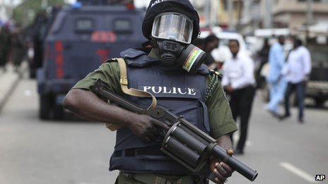 Police Sacks 4 Officers Over Extortion