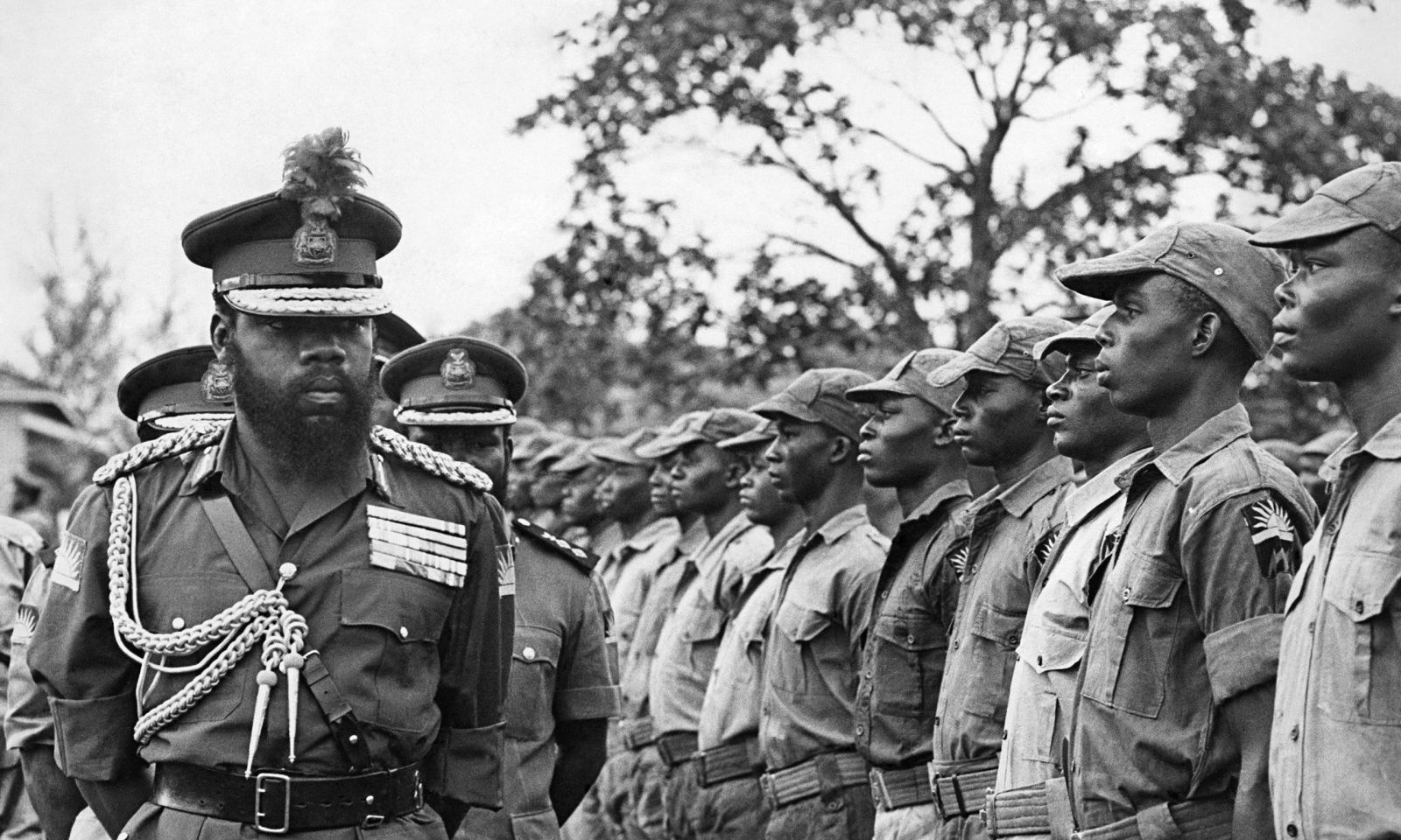 Fifty years later, Nigeria has failed to learn from its horrific civil war