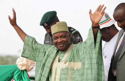 Ex-VP Sambo Cries Out Over Alleged Plans to Incriminate Him
