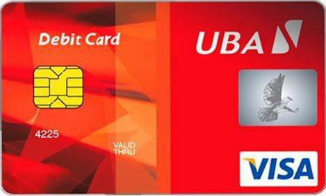 UBA Increases International Spend Limit on Naira Cards to $2000.