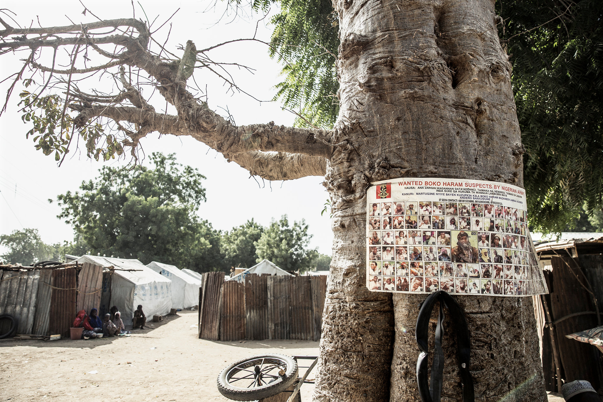 In New Video Boko Haram Executes Eight for Defying 'Sharia Police'