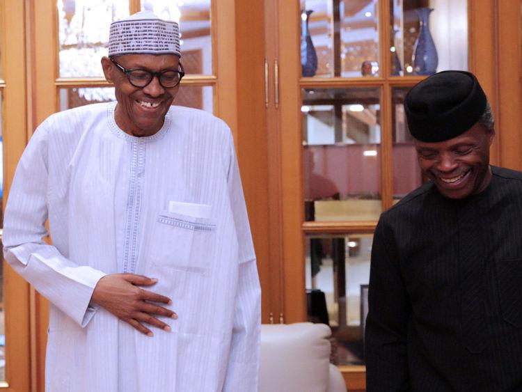 """Buhari And Osinbajo Held """"Very Good Meeting"""" in London-Presidency"""
