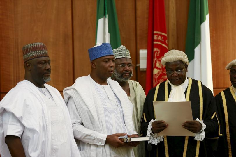 Finally, NASS transmit N9.1 trillion 2018 budget to Buhari