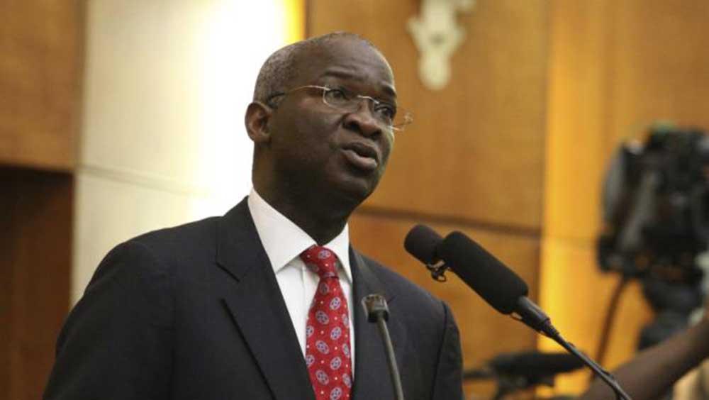 Sen Goje Tells Fashola To Do Nigeria A Favour And 'Resign'