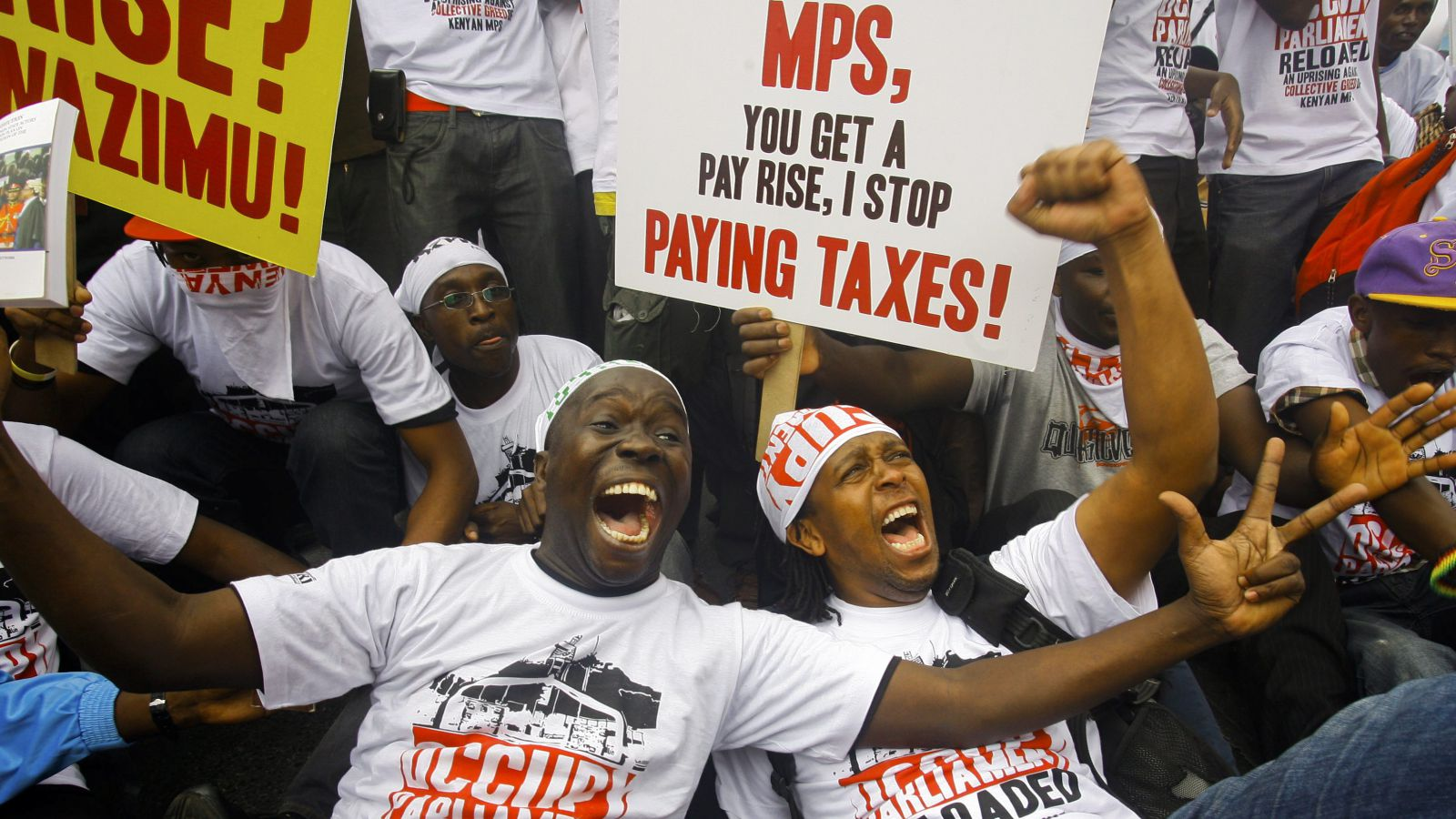 Kenya Slashes Salaries of its Highly Paid Lawmakers