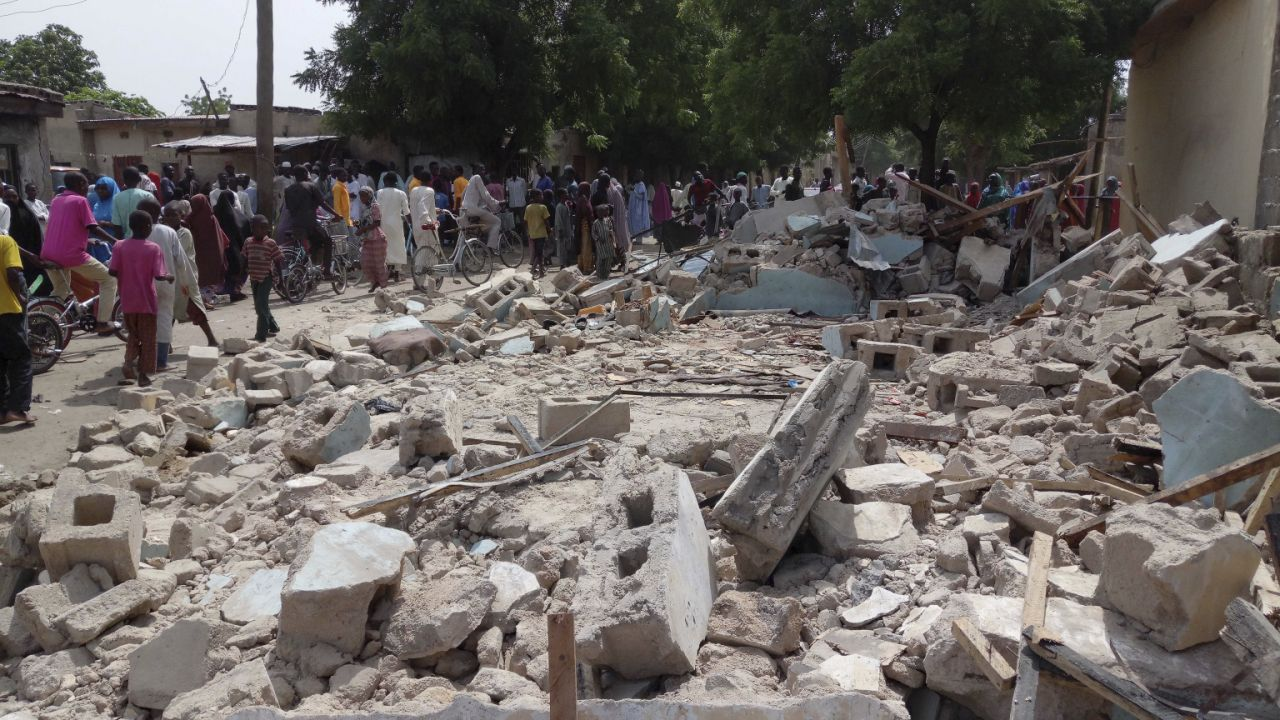 BREAKING: 8 Dead in Maiduguri Mosque Suicide Bombing