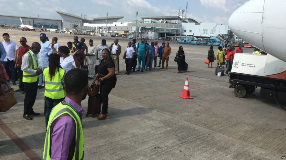 Increased Security Concerns At Nigeria Airports After Med-View Stowaway Incident