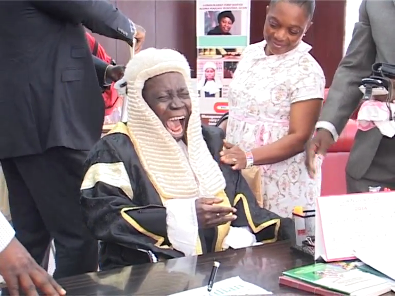 Olu Onagoruwa, Former Attorney-General and Minister of Justice, Dead at 80