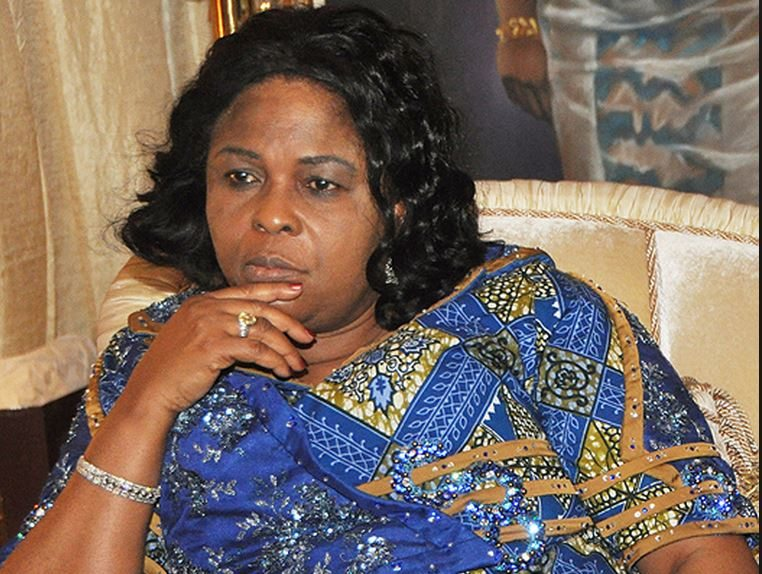 Magu told UK not to give me visa, but fails says Patience Jonathan