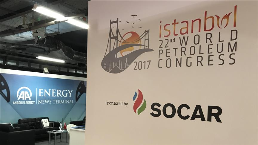 All Eyes on Turkey As World Petroleum Congress kicks off in Istanbul