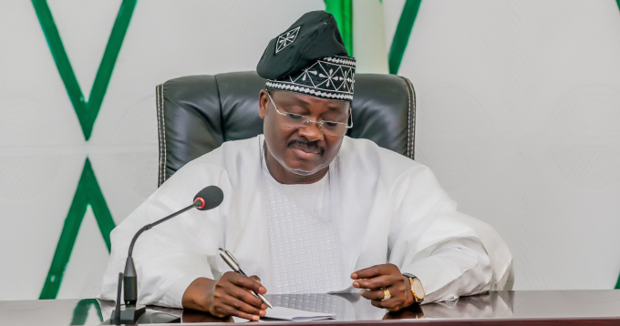 Hold Ajimobi Responsible For Any Breakdown Of Law And Order In Ibadan, Group Tells Buhari