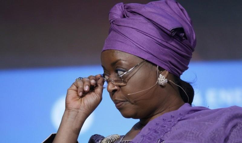 Former minister of petroleum Diezani loses N7.6b loot