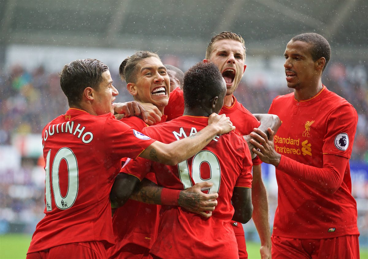 Liverpool Face Hoffenheim in Champions League Playoff