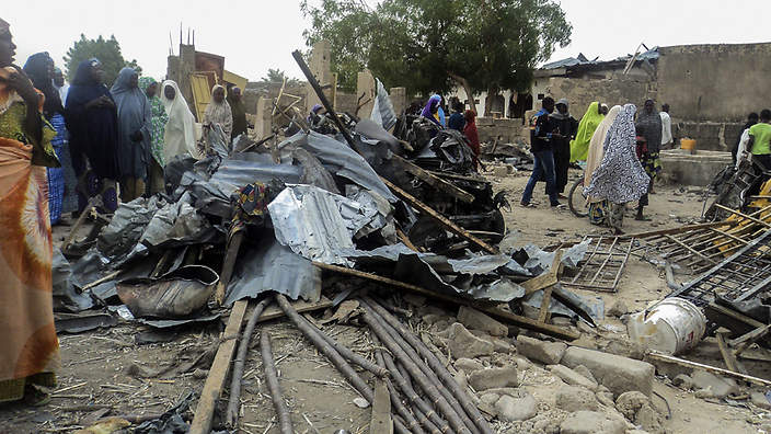 Suspected Boko Haram extremists kill 16 in north Cameroon