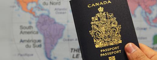 Canada commence gender gender neutral passports