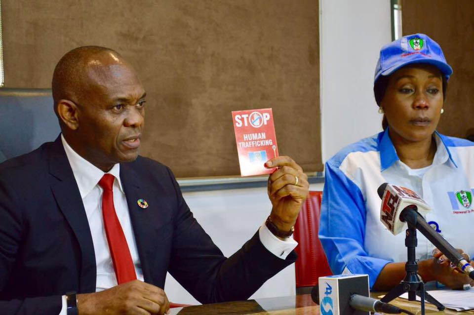 Human Trafficking Needs to Be Addressed- Tony Elumelu
