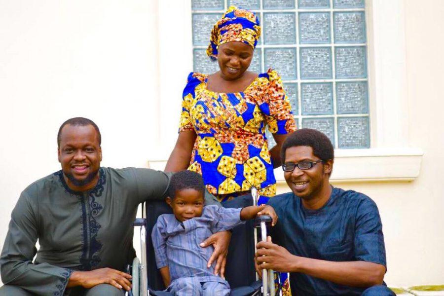 Dickens Sanomi Foundation sponsors medical bill of 6 year old Boko Haram victim.