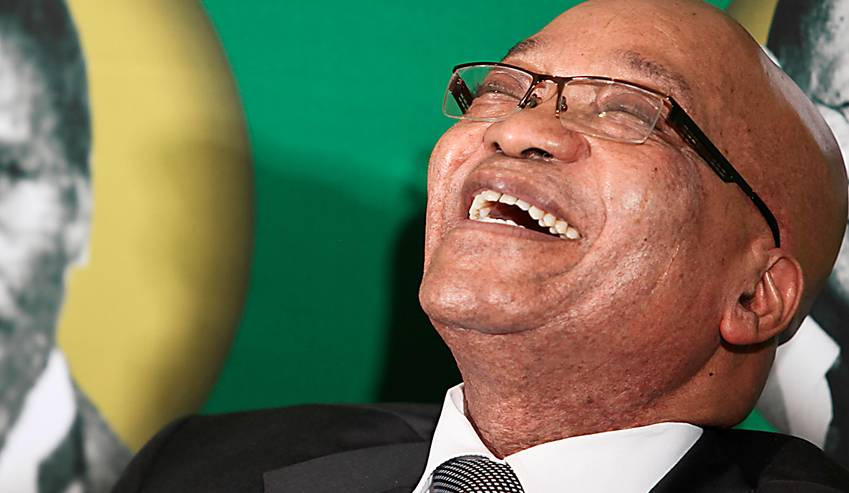 Zuma Survives Another No-Confidence Vote In South Africa's Parliament