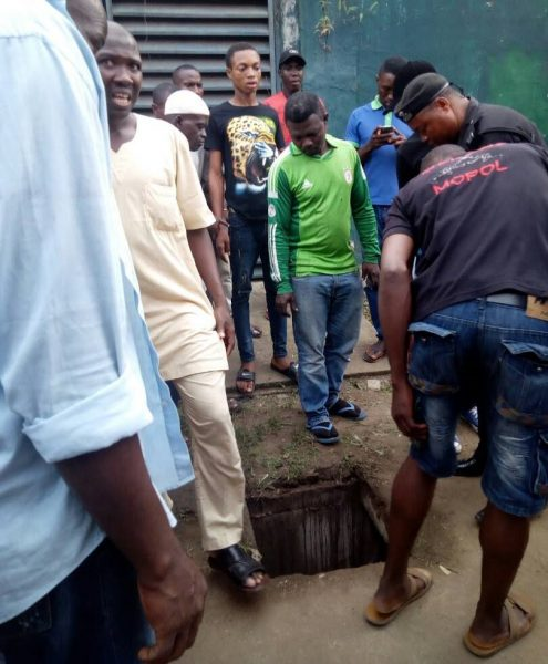 Another kidnappers' den found in Lagos
