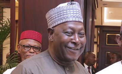 Why suspended Babachir won't return as SGF