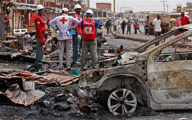 Suicide attack inside Maiduguri Mosque leaves 5 dead