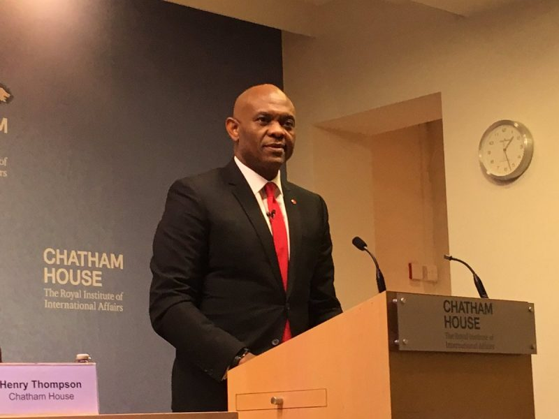 Addressing Negative Narrative Could Be Key to Africa's growth, Says Elumelu