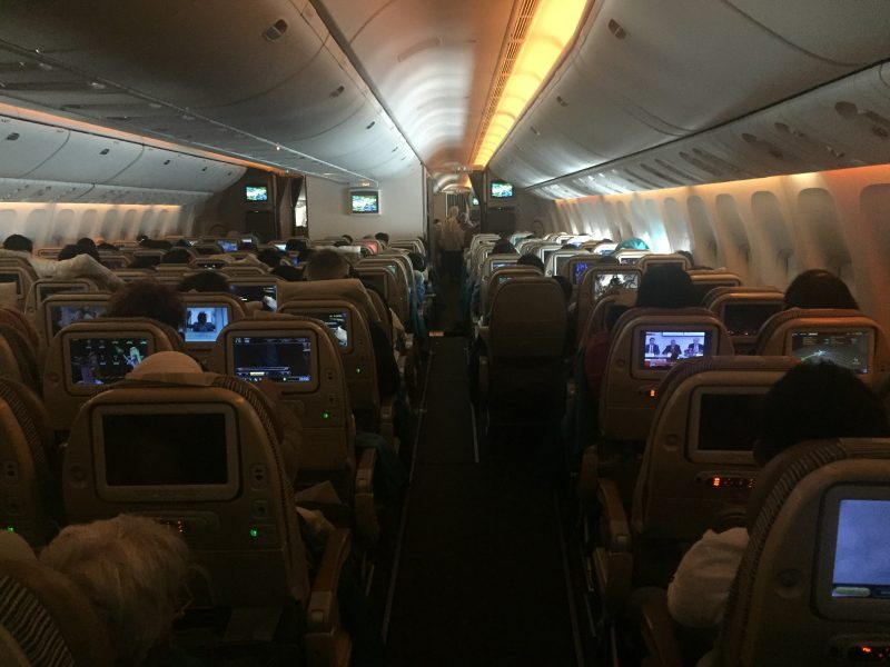 Etihad Airways Pilot dies on board flight to Amsterdam
