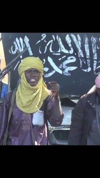 DSS Nabs Commander Of Islamic State Of West Africa Terrorists' Group, Tangaran