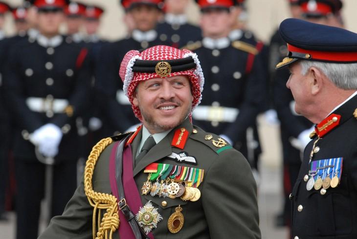 Buhari thanks 'good friend' Jordan as it donates weapons for Nigeria's fight against terror