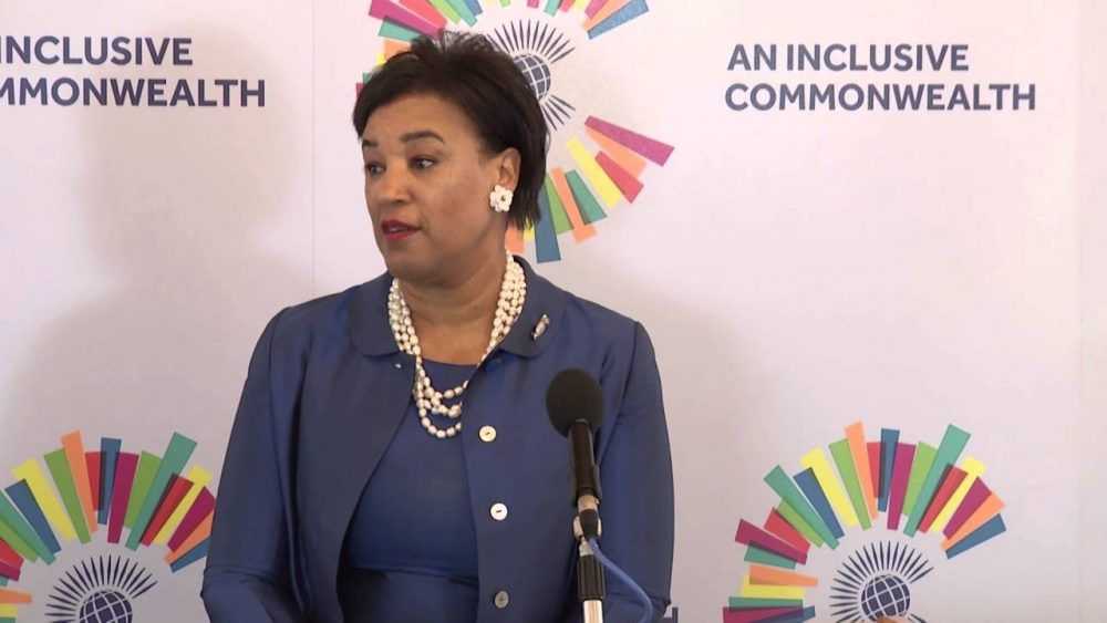 Commonwealth law Ministers Meeting ends with pledge to reform key legislation