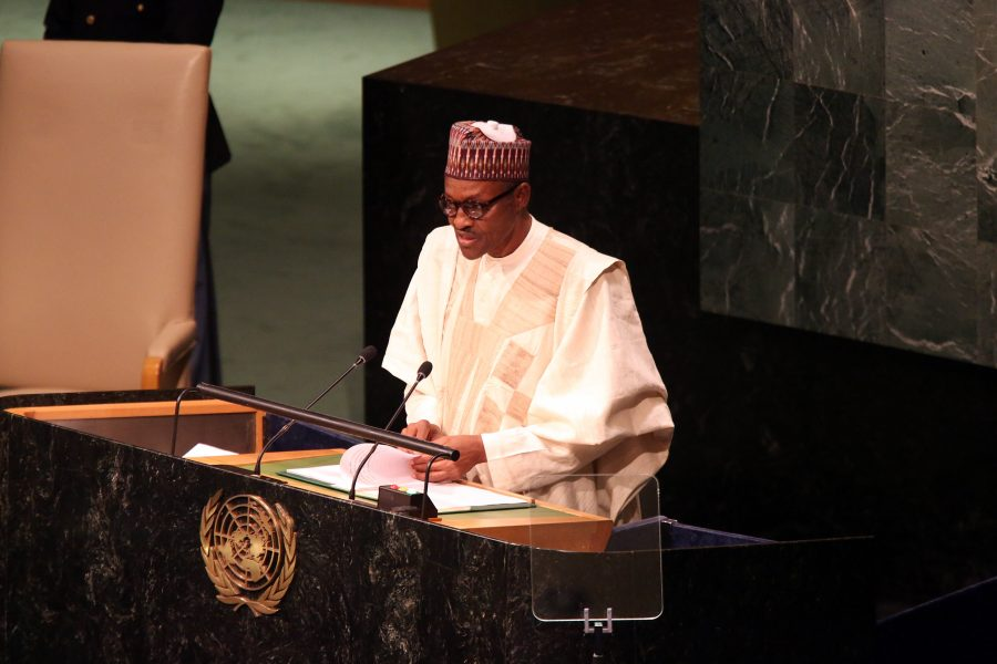 Buhari heads to New-York Amid rising unrest