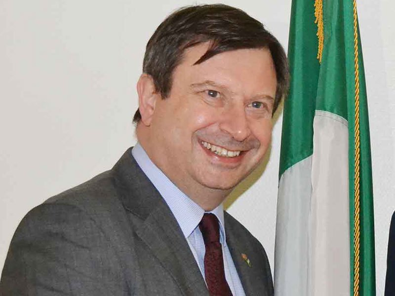 WATCH: My Best Food Na Suya, Says British Ambassador To Nigeria in Pidgin English