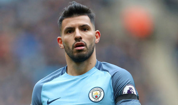 Sources: Man City's Sergio Aguero suffers fractured rib in car accident