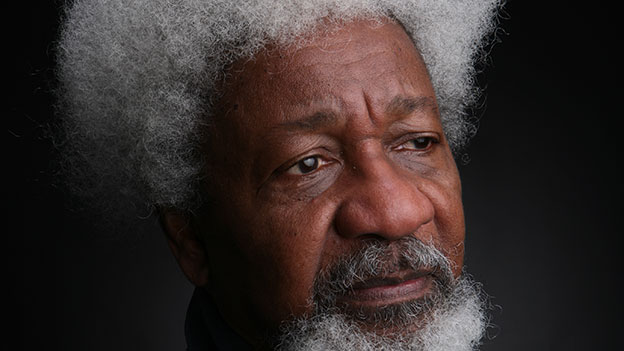 Soyinka and Nigeria's dinner with the devil  by Reuben Abati