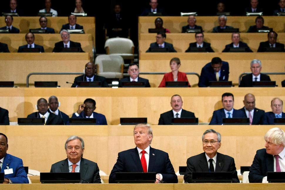 Trump Says United Nations Yet to Reach Its Full Potential